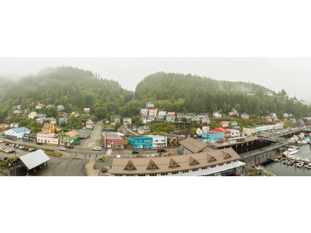 Ketchikan  Alaska  Estados Unidos  2017-08-16  DD 59-63 PAN image