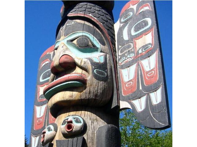Ketchican totem pole 2 stub image