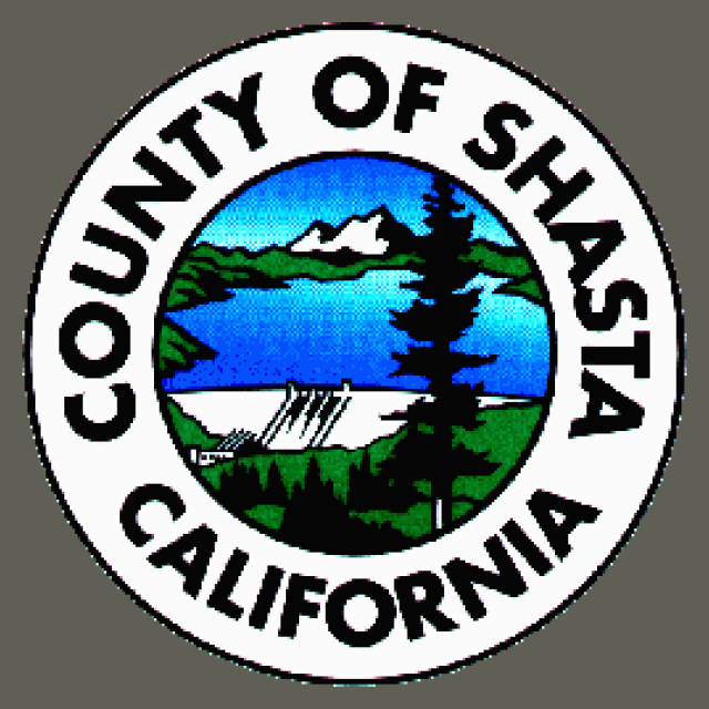 Seal of Shasta County  California seal image