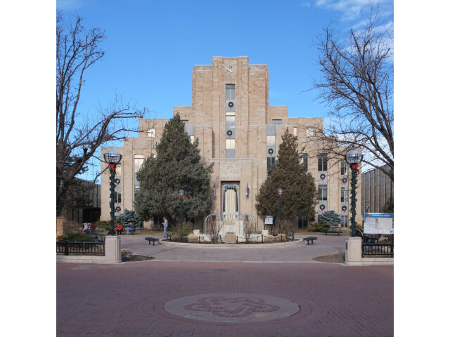 Boulder County Courthouse '31861249120' image