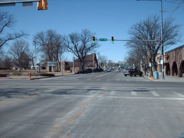Sterling CO main street image
