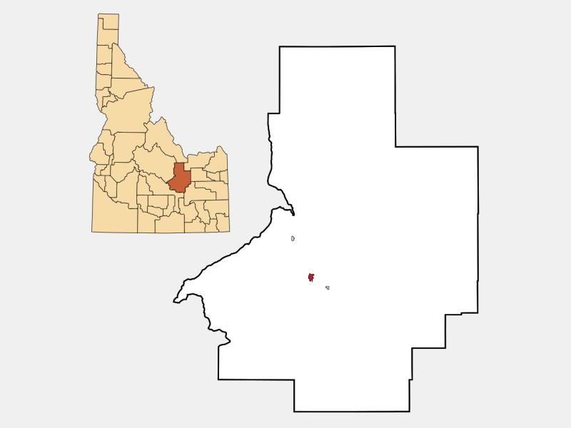 Arco locator map