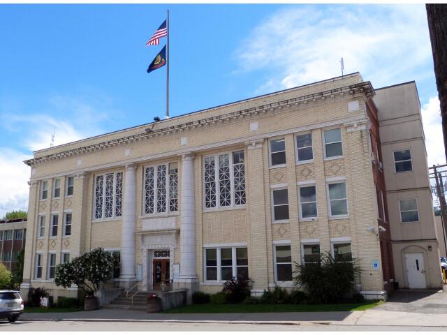 Benewah County Courthouse 1 - St Maries Idaho image