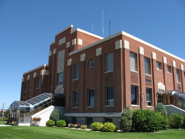 Cassia County Courthouse Idaho image