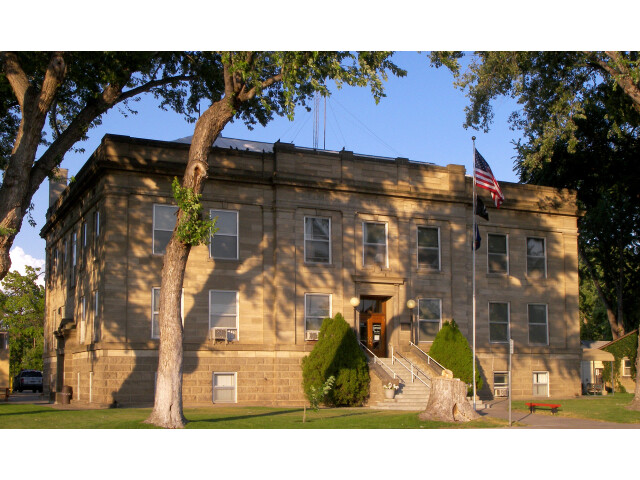 Elmore county courthouse 2009 image