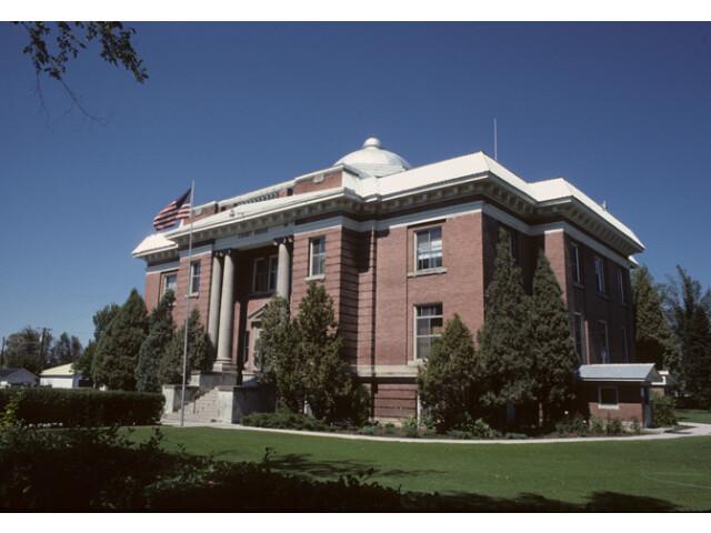 Fremont County Courthouse  St. Anthony image