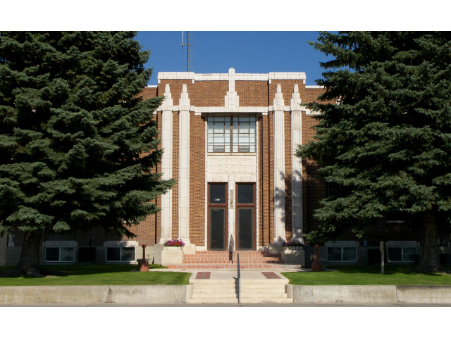 Jerome county courthouse 2009 image