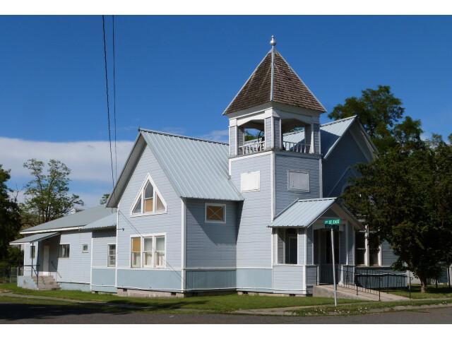 First Presbyterian Church - Lapwai Idaho image