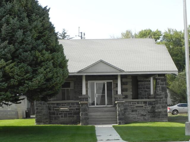 American Legion Hall in Shoshone Idaho image