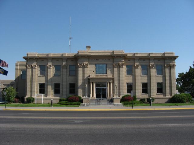 Madison County Courthouse  Idaho image