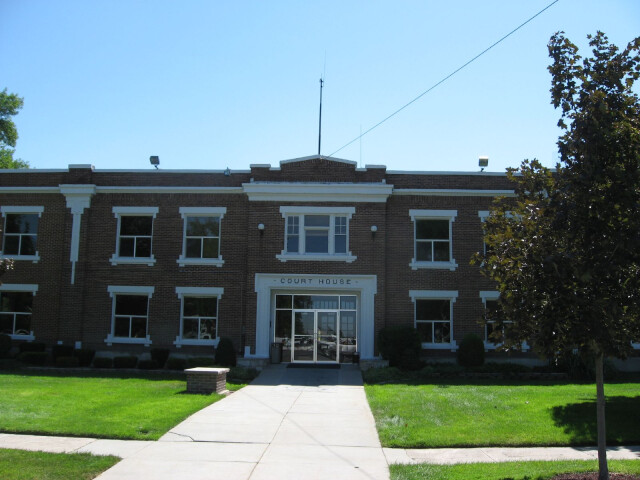 Power County Courthouse image