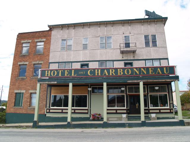 The Hotel Charbonneau image
