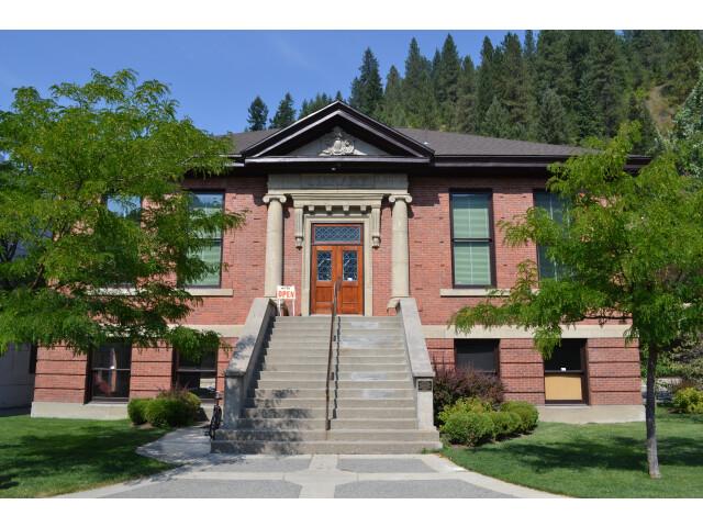 Carnegie Library 'Wallace  Idaho' image