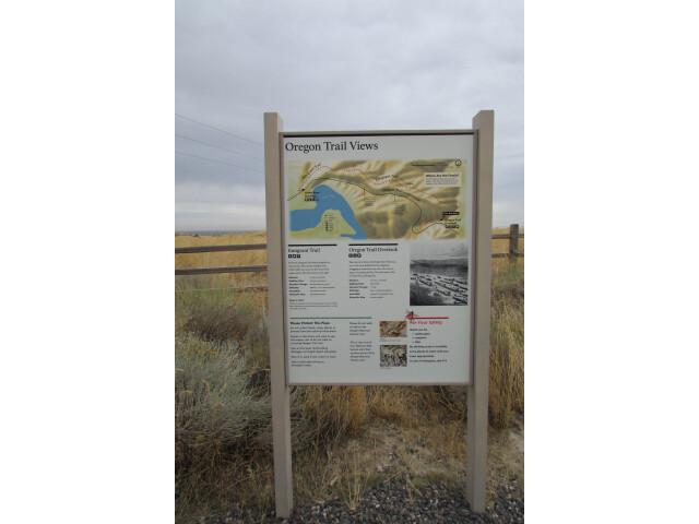 Oregon Trail Wayside 2016-10-13 2336 image