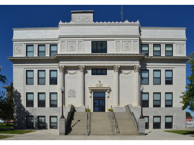 Hill County Courthouse image