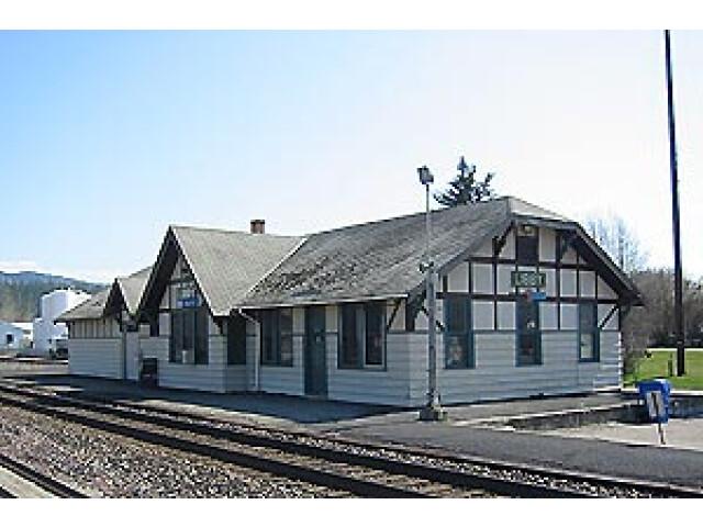 Libby Train Station image