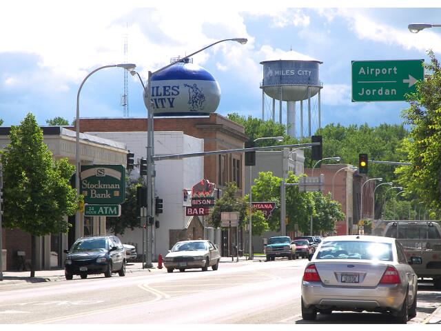 Miles City image
