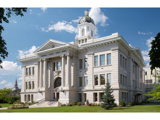 Missoula county courthouse image