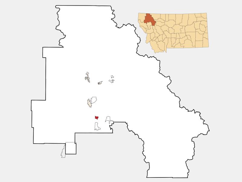 Somers locator map