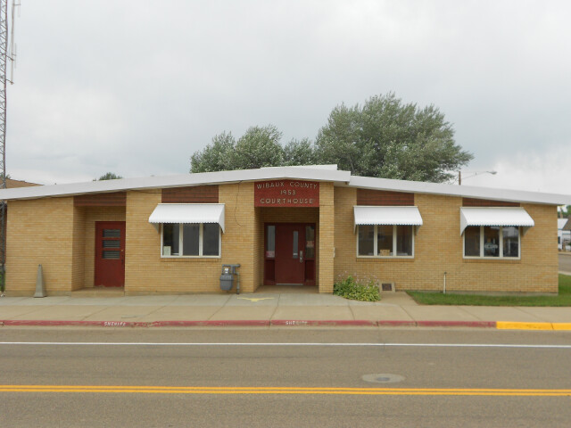 Wibaux County Courthouse image