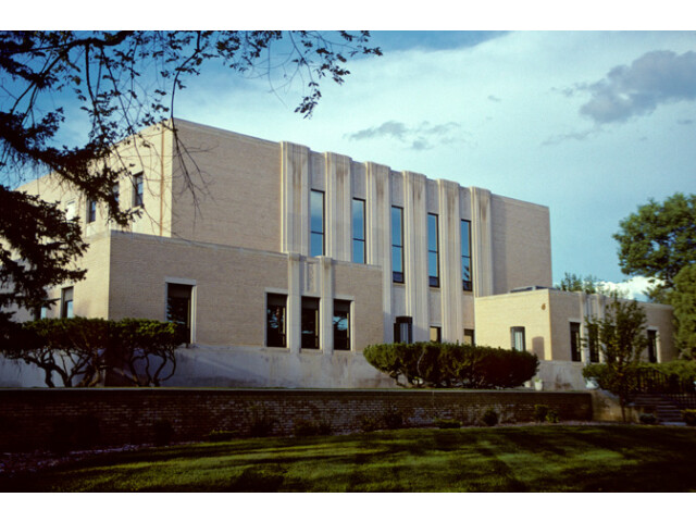 Stark County Courthouse  Dickinson image