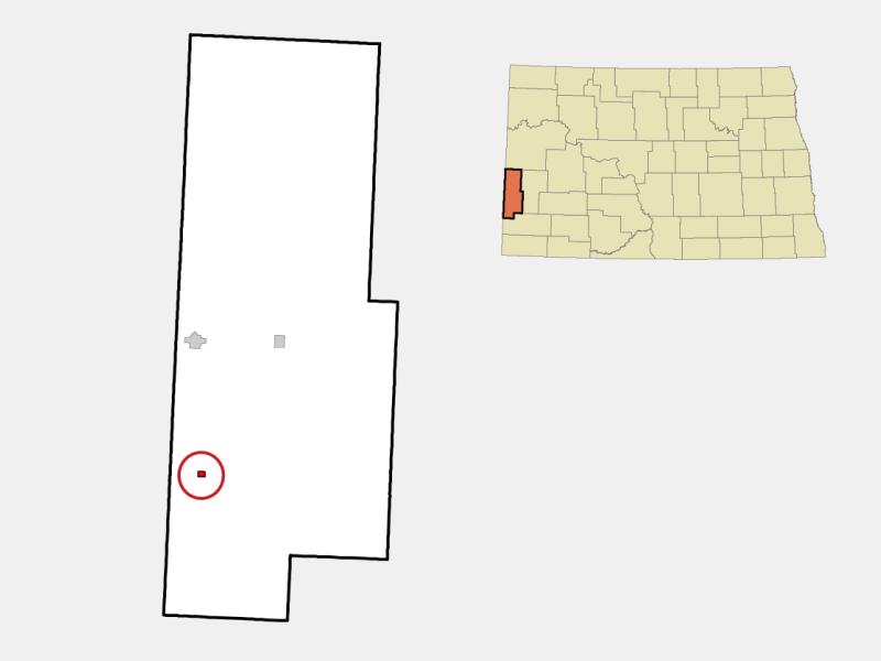 Golva location map