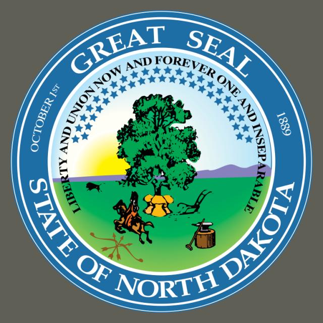 NorthDakota-StateSeal seal image