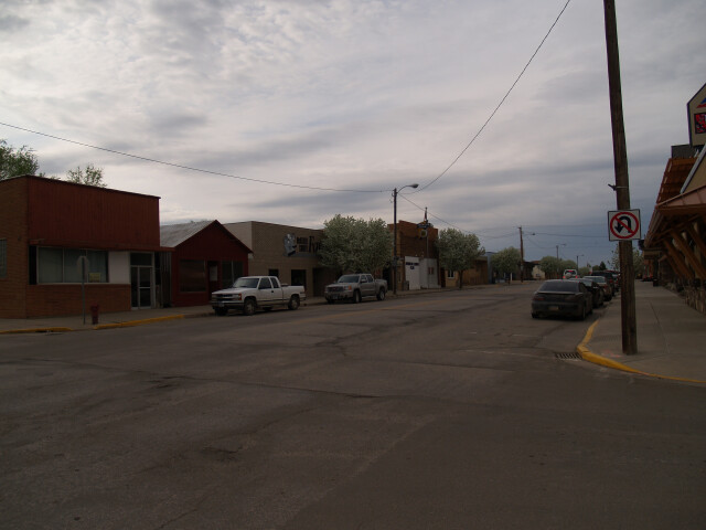 Watford City  North Dakota 5-20-2008 image