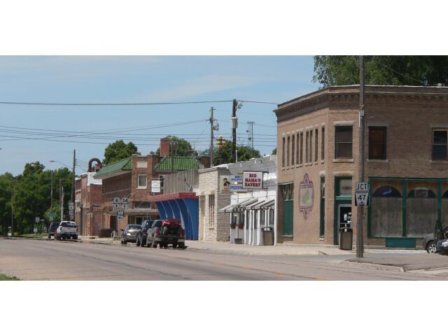 Cambridge  Nebraska Nasby St image
