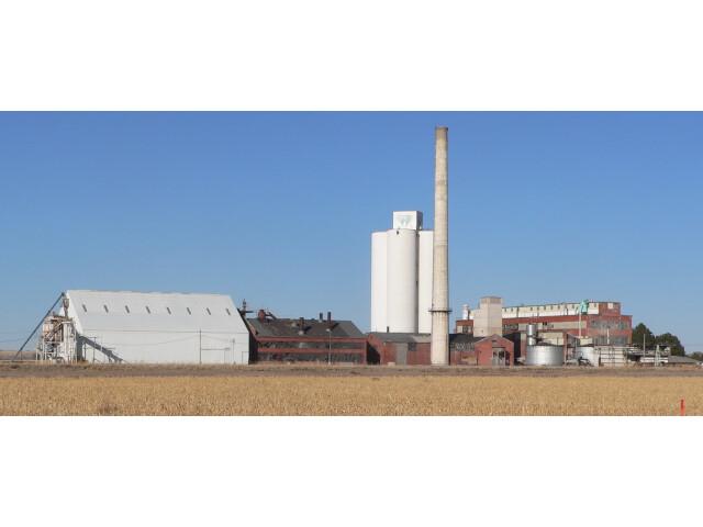Mitchell  Nebraska sugar factory image