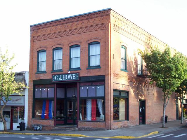C.J. Howe Building Brownsville image