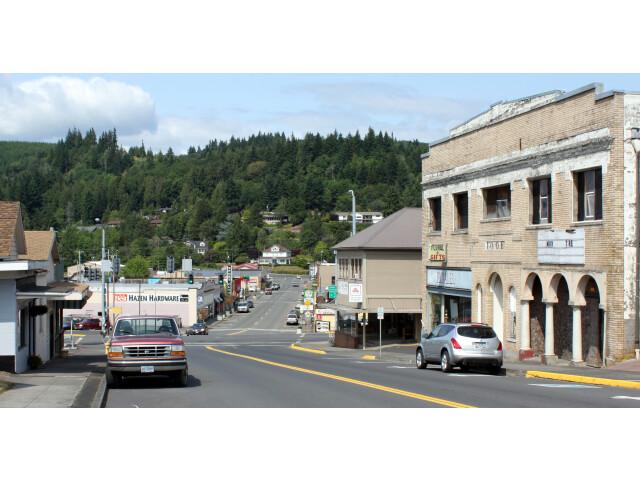 Skyline - Clatskanie Oregon image