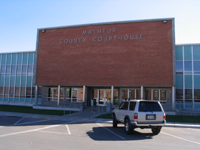 Malheur County Courthouse image