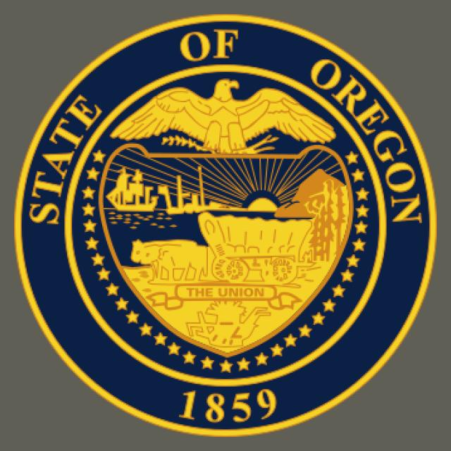 Seal of Oregon seal image