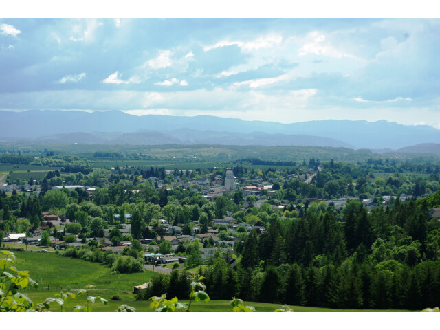 Sheridan Oregon hill image