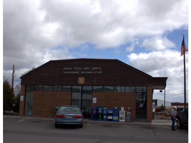Terrebonne post office - Terrebonne Oregon image