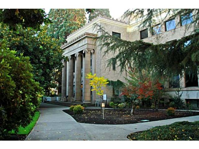 Washington County Courthouse 'Washington County  Oregon scenic images' 'washD0007' image