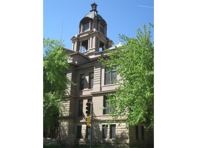 Lawrence county south dakota courthouse image