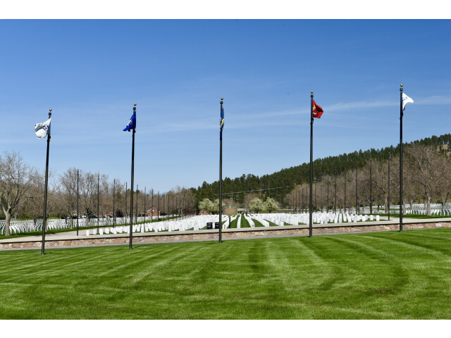 Black Hills National Cemetery image