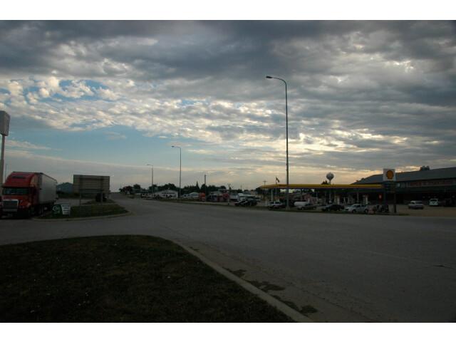 Commercial district  Murdo  South Dakota image
