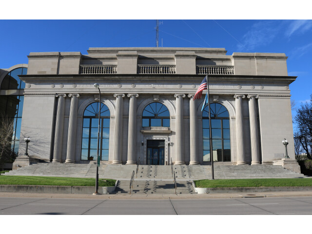 Pennington County Courthouse 2017 image