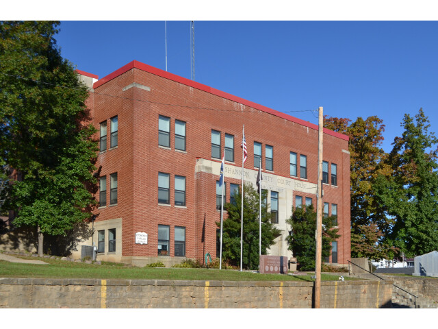 Shannon County MO courthouse 20131027 image