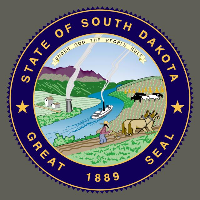 SouthDakota-StateSeal seal image