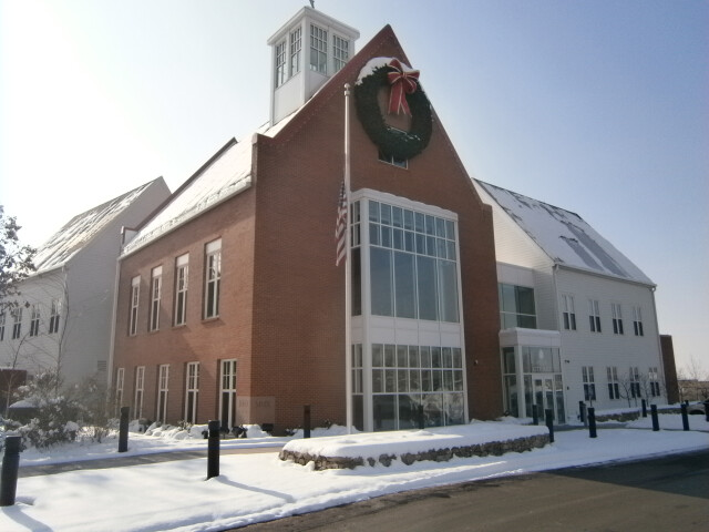 Farmington Utah New City Hall. image