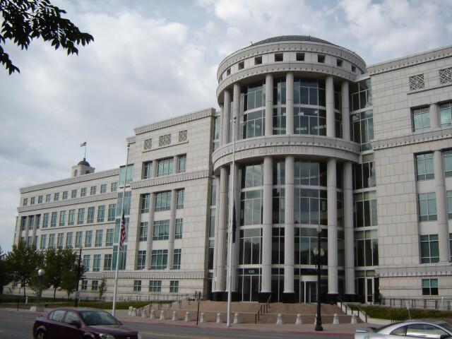 Matheson Court House Salt Lake City UT - panoramio image