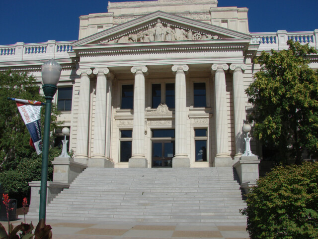 East 'closer' at Historic Utah County Courthouse  Jul 15 image