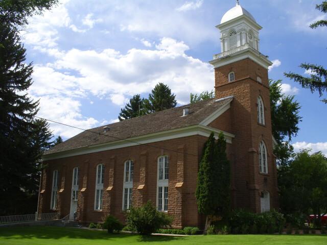 Heber Tabernacle 2 image