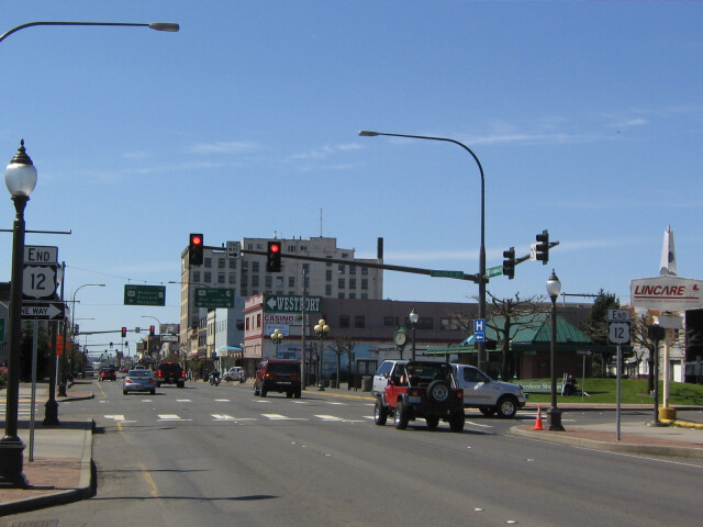 US 12 Aberdeen downtown image