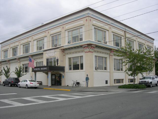 Anacortes Municipal Building image