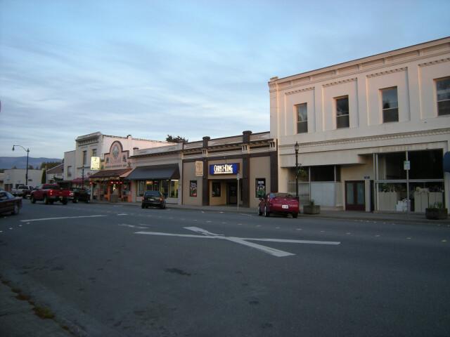 Burlington  WA - south side 600 block of E Fairhaven Ave image